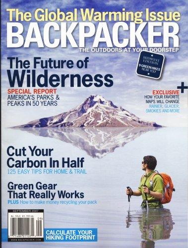 Backpacker, September 2007 Issue
