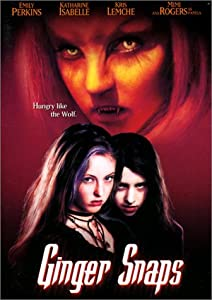 "Cover of ""Ginger Snaps"""