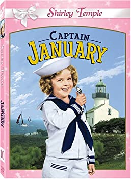 "Cover of ""Captain January"""