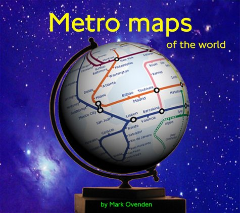 Metro Maps of the World (World Maps)