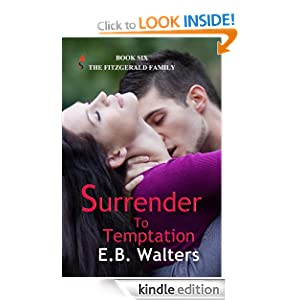 Surrender To Temptation (contemporary) (The Fitzgerald Family)