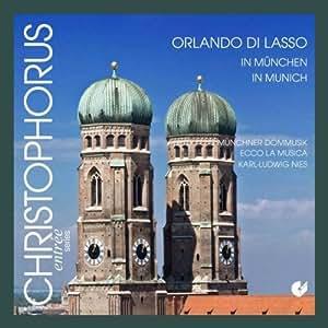 Orlando Di Lasso In Munich (Nies, Ecco La Musica): Amazon ...