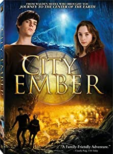 "Cover of ""City of Ember"""