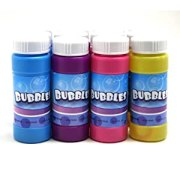 2 Ounce Bubble Bottles : package of 12