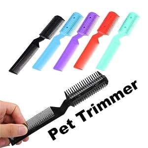 vktech new pet hair trimmer grooming b 2 razor cutting pet supplies