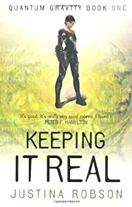 "Cover of ""Keeping It Real"""