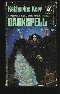 """Cover of """"Darkspell"""""""