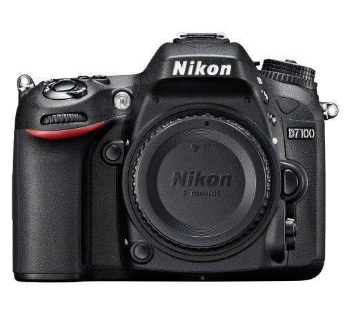 Nikon D7200 DX-format DSLR