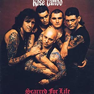 "Cover of ""Scarred For Life"""