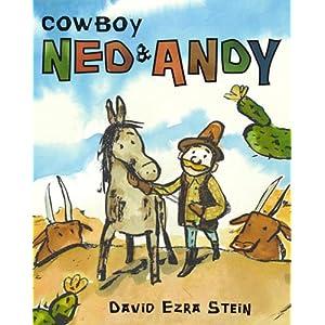 Cowboy Ned & Andy (Paula Wiseman Books)