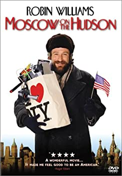 "Cover of ""Moscow on the Hudson"""