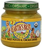 Earth's Best Sweet Potato and Chicken, 4 oz