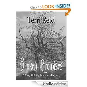Broken Promises - A Mary O'Reilly Paranormal Mystery (Book 8) Terri Reid