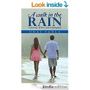 Adventure-romance novel 'A Walk in the Rain' exquisite