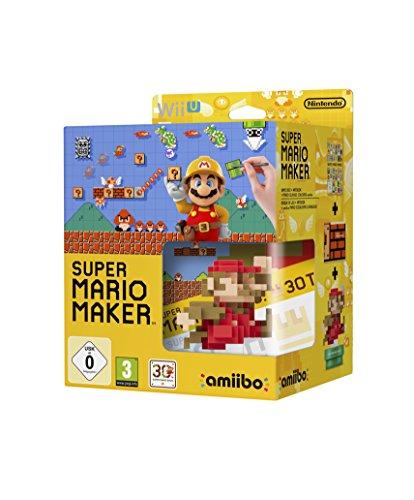 Wii U Super Mario Maker + amiibo