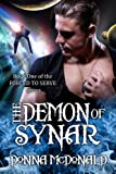 The Demon Of Synar (Fantasy, Space Opera, Science Fiction Romance) (FORCED TO SERVE)