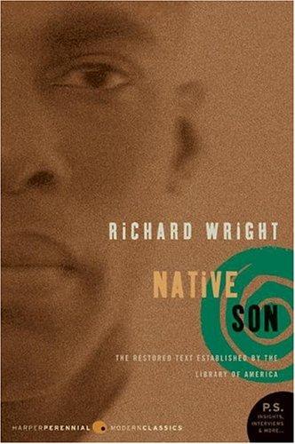 "Cover of ""Native Son (Perennial Classics)..."
