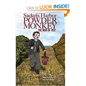 Sackets Harbor Powder Monkey: The War of 1812