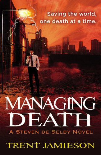 Managing Death (Death Works, #2)