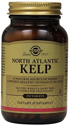 Solgar North Atlantic Kelp Tablets