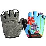 Anser 2130042 Riding Gloves Cycling Gloves Breathable Bike Gloves Sport Gloves for Children or Women