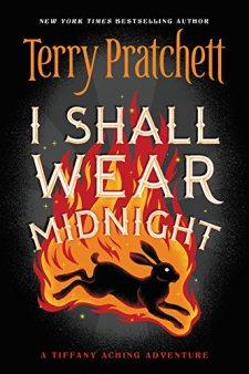 I Shall Wear Midnight (Tiffany Aching) by Terry Pratchett| wearewordnerds.com