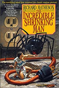 """Cover of """"The Incredible Shrinking Man"""""""