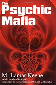 "Cover of ""The Psychic Mafia"""