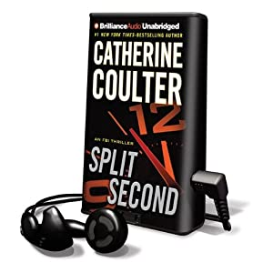 Split Second [With Earbuds] (Playaway Adult Fiction)