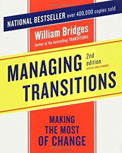 "Cover of ""Managing Transitions: Making th..."