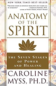 "Cover of ""Anatomy of the Spirit: The Seve..."