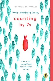 Counting by 7s by Holly Goldberg Sloan| wearewordnerds.com