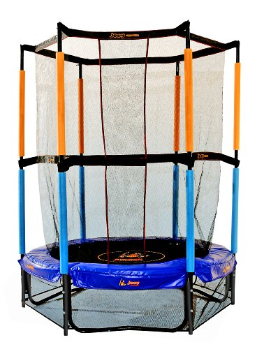 hudora sicherheitstrampolin joey jump in 140 cm reviews trampolin g nstig kaufen. Black Bedroom Furniture Sets. Home Design Ideas