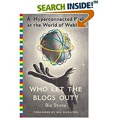 A Hyperconnected Peek at the World of Weblogs