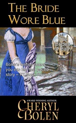 The Bride Wore Blue (Brides of Bath, Book 1)