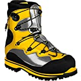 La Sportiva Spantik Mountaineering Boot - Men's Yellow/Grey/Black, 39.5