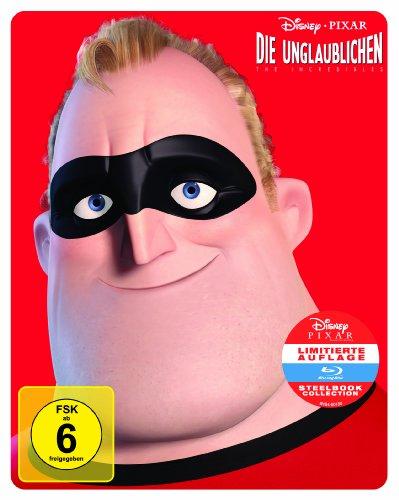 Die Unglaublichen - Steelbook [Blu-ray] [Limited Edition]
