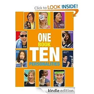 1 book 10 personalities