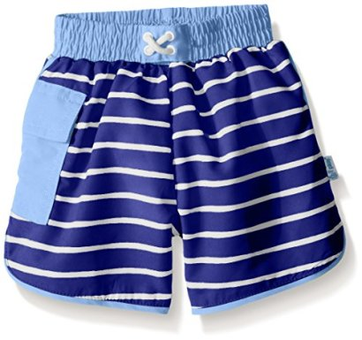 i-play-Baby-Boys-Striped-Pocket-Trunks-with-Swim-Diaper-Royal-Stripe-12-Months