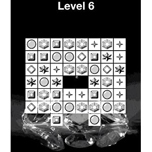 Gem Quest (A Match 3 Puzzle Game for Kindle) by Applications Innovations