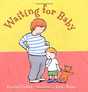"""Cover of """"Waiting for Baby"""""""