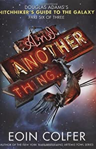 "Cover of ""And Another Thing... (Hitchhike..."