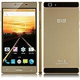 Elephone M2 Smartphone 3GB 32GB 5,5 pollici FHD 64bit MTK6753 Octa core Android 5.1 oro