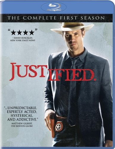 Justified: The Complete First Season [Blu-ray]-Sony Pictures