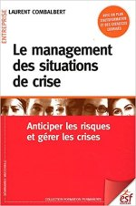 couv - Le management des situations de crise