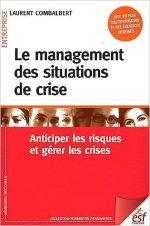 couv - Le management des situations de crise