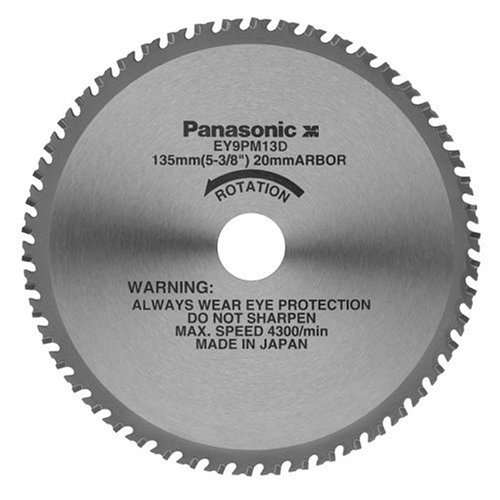 Best Cyber Monday Panasonic EY9PM13D 5-3/8-Inch 50 Tooth