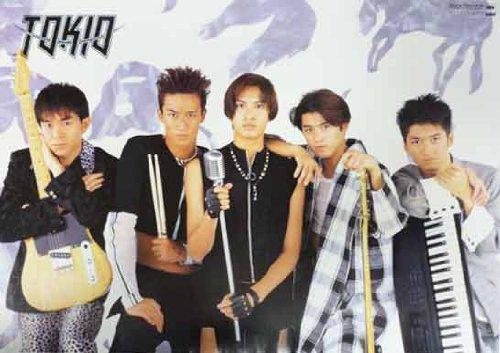 ポスター ★ TOKIO 「SONY」 宣伝 B2横