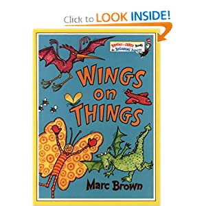 Wings on Things (Bright and Early Books)
