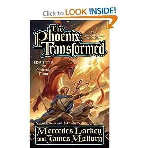 The Phoenix Endangered (Enduring Flame, Book 2) Mercedes Lackey